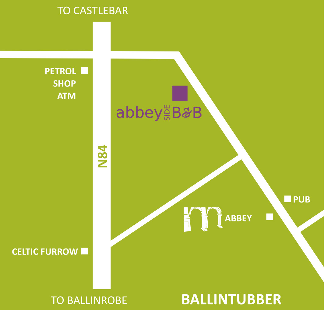 ballintubber map