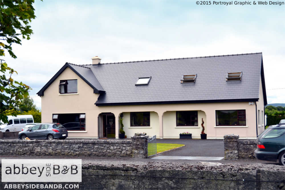 guest accommodation ballintubber abbey mayo
