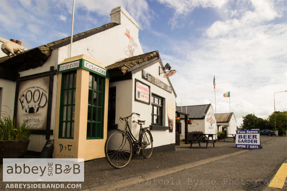 the village inn thatched pub in partry mayo