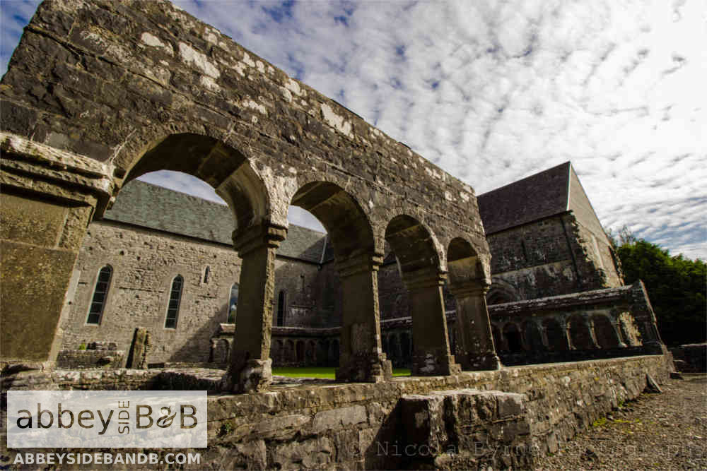Ballintubber Abbey, Co. Mayo
