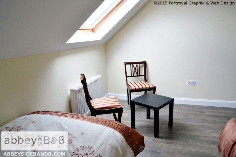 Abbeyside_BB_Triple_Room_with_External_Private_Bathroom_2