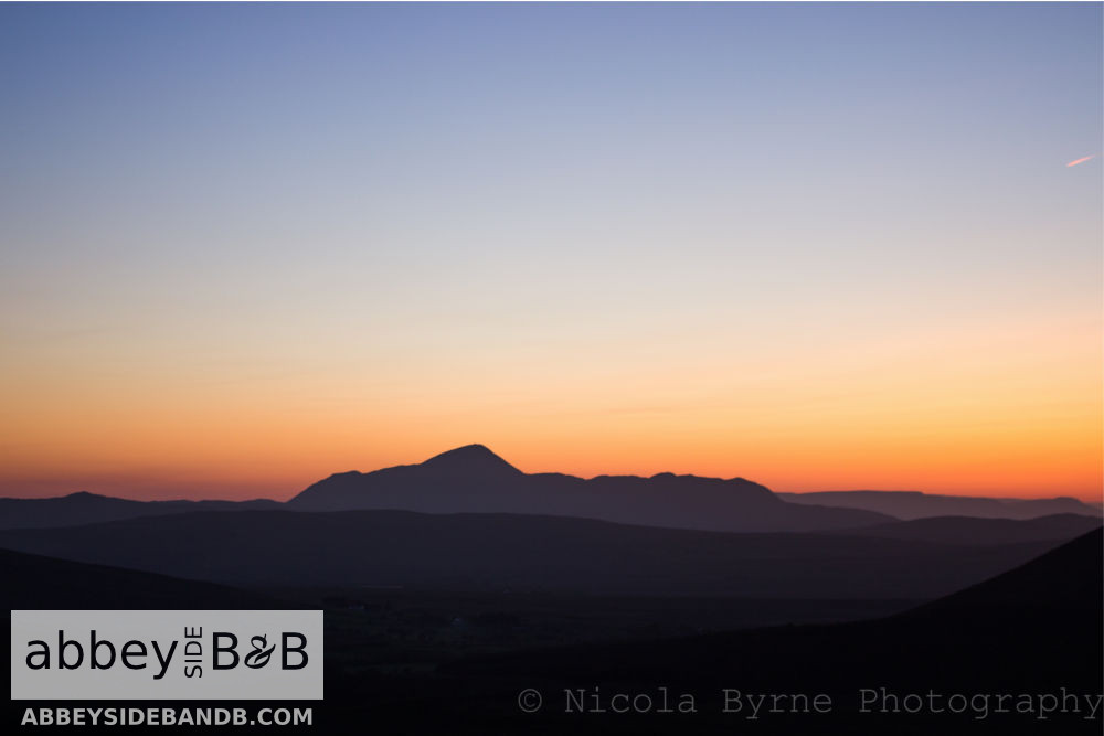 Croagh Patrick Sunset, Co. Mayo